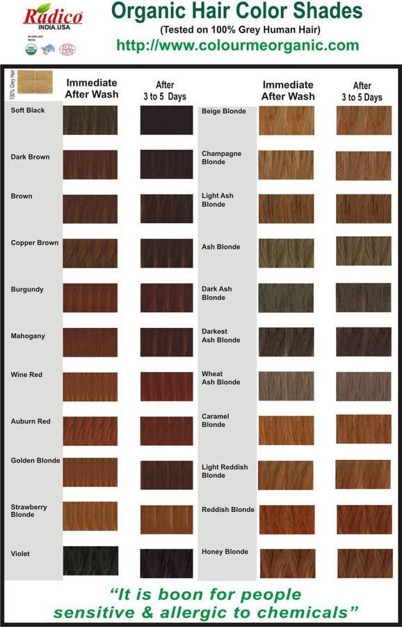 Amarantus Distribution Radico Haarfarbe